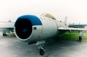 MIG Kampfjet